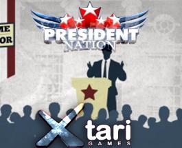 Xtari Games Launches President Nation