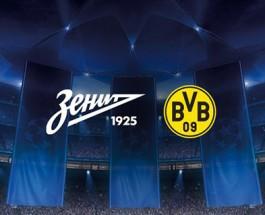 Zenit St Petersburg vs Borussia Dortmund Champions League Preview