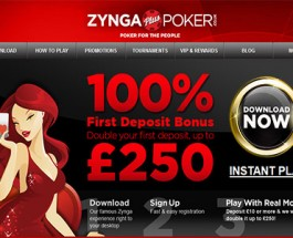 Zynga Launches Facebook Real Money Poker App
