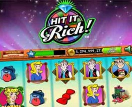 Zynga Launches New Games for Hit it Rich!