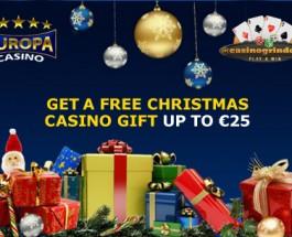Free Casino Money Christmas Promotions