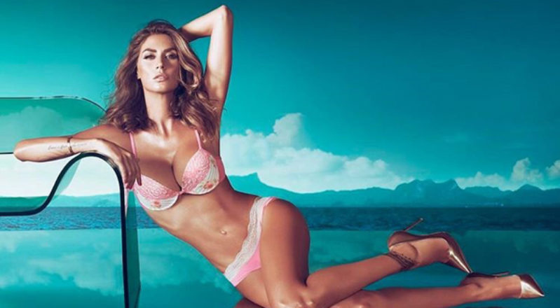 The Top Ten Hottest Footballers' WAGs