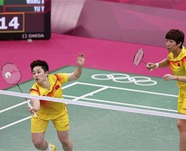 Asian Olympic Badminton Players Disqualified for Abusing Rules