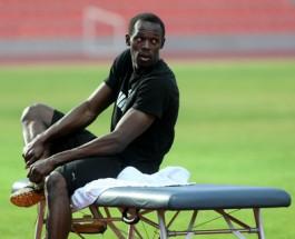 Bolt Resumes Olympic Preparation after Tight Hamstring