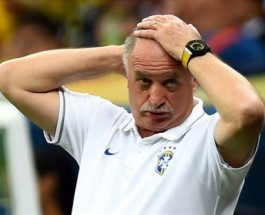 Brazil Coach Scolari Resigns Following Loss To Germany