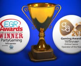 Awards and Rewards at Online Casinos