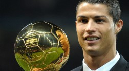 Cristiano Ronaldo Awarded 2014 FIFA Ballon d'Or