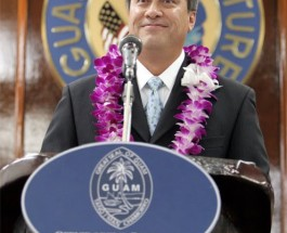 Guam Governor Changes his Mind about Gambling
