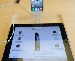iPhone 5 Release to Boost Fourth-Quarter GDP