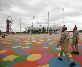 Iranian Athletes will Compete with Israelis in 2012 Games