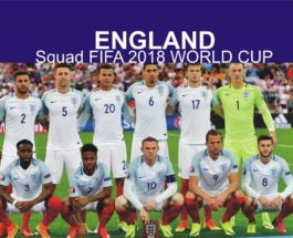 A Look at England's 2018 World Cup Squad