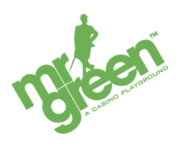 More Success for Mr Green Online Casino