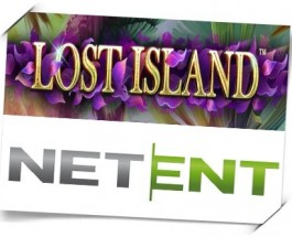 Try the New Release From Net Entertainment: Lost Island