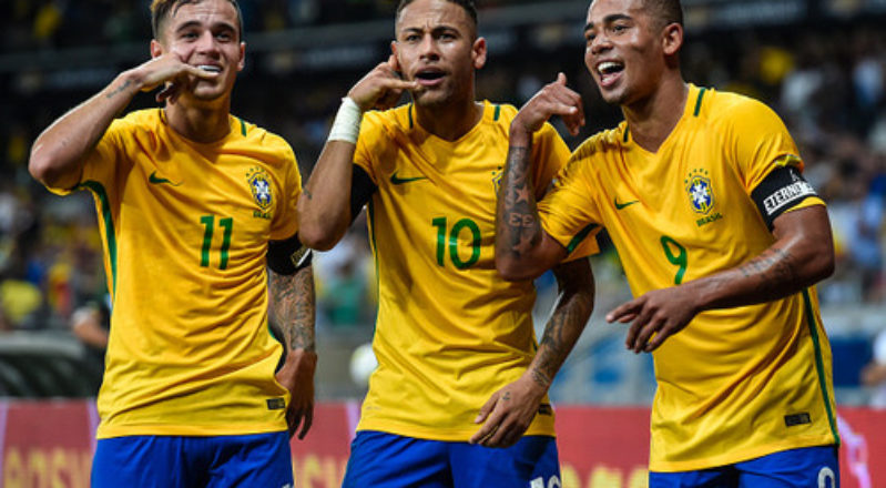 A Guide to Brazil's 2018 World Cup Squad