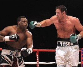 Boxers Fury & Chisora Each Wager £100,000 On Rematch Outcome