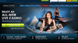Gala Casino Launches £1 Million Slots Prize Draw and More Casino Promotions