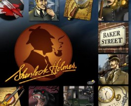 Sherlock Holmes Slot Is Packed with Exciting Bonuses