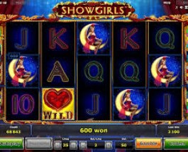 Sexy Showgirls Slot Released By Novomatic Software