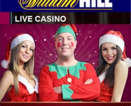 William Hill Expects Warm Weather over Christmas