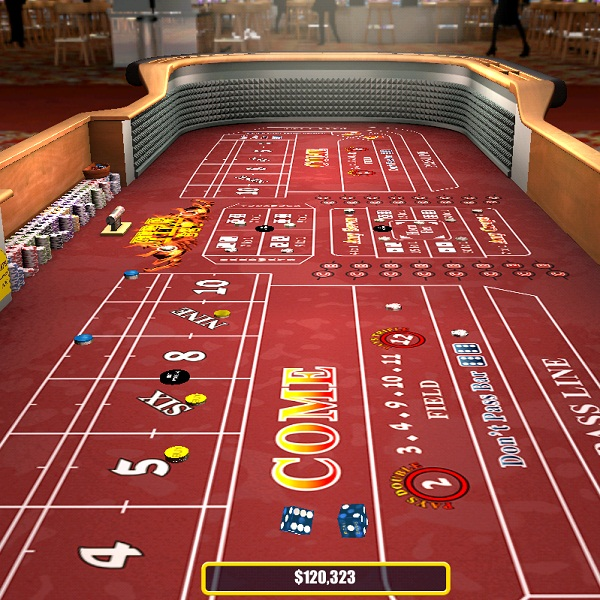 Appskin Inc. 3D Real Craps Now Available On Android