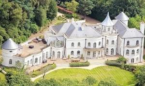 Didier Drogba's £14.5 million sprawling house