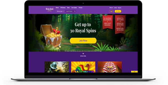 Three New Online Casinos Fit For a King