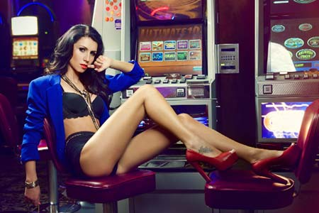 mBit Casino Live Dealers Pose for Lingerie Shoot