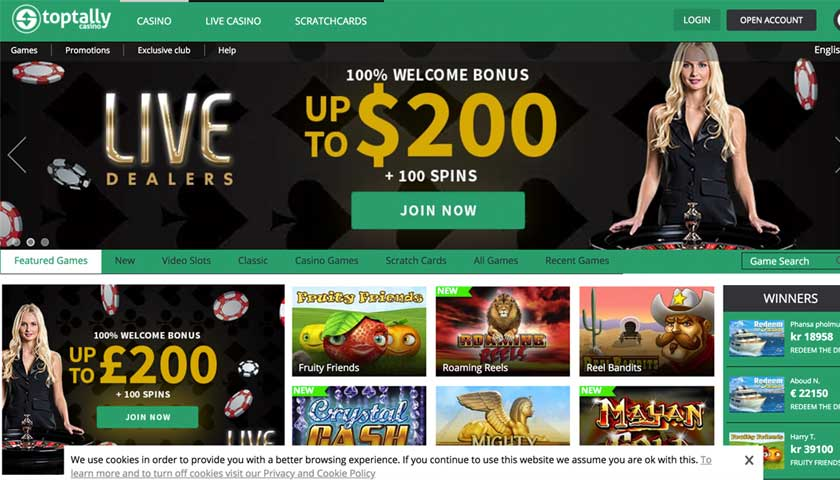 Reviews of Three Exciting New Online Casinos